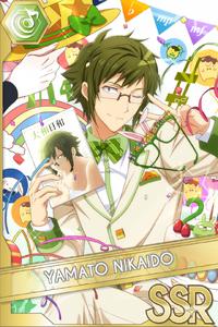 Yamato Nikaido (Birthday Photobook 2)
