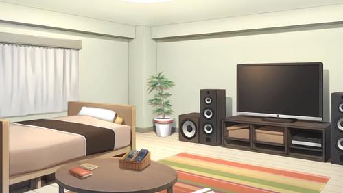Mitsuki Izumi's Room