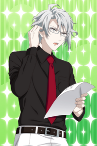 Gaku Yaotome (Trigger Academy 2) Clean