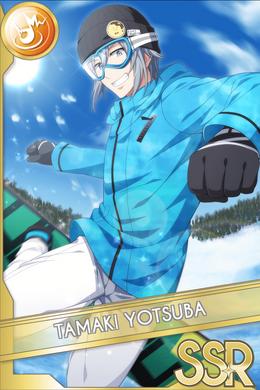 Tamaki Yotsuba (Winter Wonderland Trip 2)