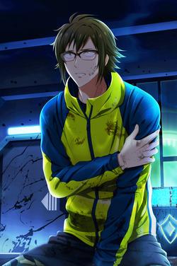 Yamato Nikaido (DUSK TiLL DAWN) Borderless