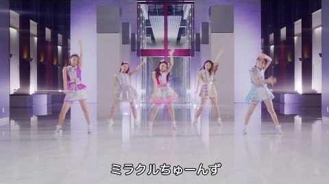 Miracle² from ミラクルちゅーんず! 『JUMP!』 MV 告知コメント ダンスビデオ ver.