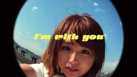 脇田もなり - I'm with you (Official Music Video)
