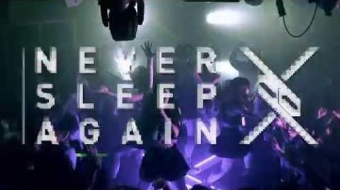 【MV】PassCode 3rd single 『Never Sleep Again』