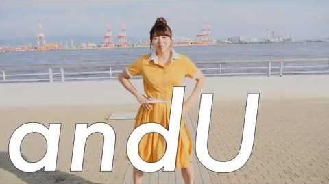 LostSummer andU(アンドユー) 一発撮りdance shot ver.