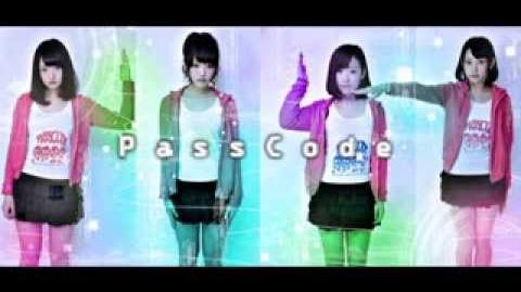 PassCode - Kissの花束