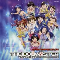 THE IDOLM@STER MASTERPIECE 04 Cover