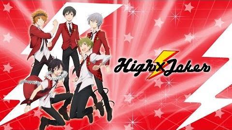 "Anime ""THE iDOLM@STER SideM"" Unit PV -High×Joker-"