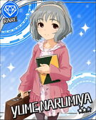 R Rare Yume Narumiya Unawakened