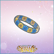 THE iDOLM@STER Stella Stage DLC Memorial Summer Bangle Accessory