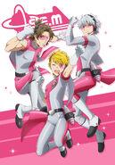 SideM Anime Key Visual 3