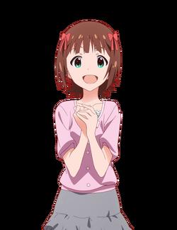 Normal Haruka Amami Mobage Transparent
