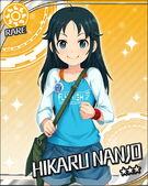 R Rare Hikaru Nanjo Unawakened