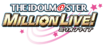 THE IDOLM@STER MILLION LIVE! Logo