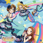 THE IDOLM@STER STELLA MASTER 02 Seisai Stepper Cover