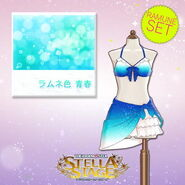 THE iDOLM@STER Stella Stage DLC Ramune Set