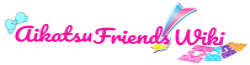Aikatsu Friends! Wikia Wordmark