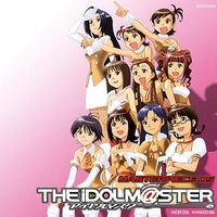 THE IDOLM@STER MASTERPIECE 05 Cover