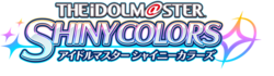 THE iDOLM@STER Shiny Colors Logo