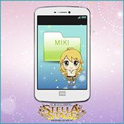 THE iDOLM@STER Stella Stage DLC Miki's Mail