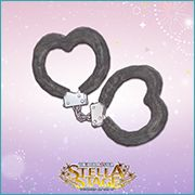 THE iDOLM@STER Stella Stage DLC Guardian Angel's Handcuffs Accessory