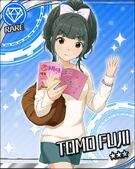 R Rare Tomo Fujii Unawakened
