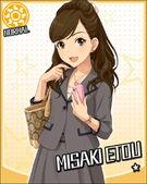N Normal Misaki Etou Unawakened
