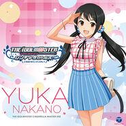 THE IDOLM@STER CINDERELLA MASTER 042 Nakano Yuka
