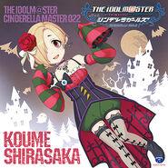 THE IDOLM@STER CINDERELLA MASTER 022 Shirasaka Koume