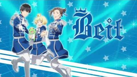 "Anime ""THE iDOLM@STER SideM"" Unit PV -Beit-"