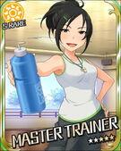 SR Super Rare Master Trainer
