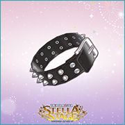 THE iDOLM@STER Stella Stage DLC Fallen Angel's Leg Charm Accessory