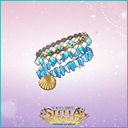 THE iDOLM@STER Stella Stage DLC Mermaid's Lost Item Accessory