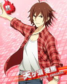R Fresh Start Touma Amagase Unawakened