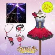 THE iDOLM@STER Stella Stage DLC Vertex Set