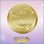 THE iDOLM@STER Stella Stage DLC 400000 Money