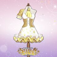 THE iDOLM@STER Stella Stage DLC Angel Patissiere Costume