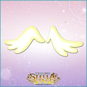THE iDOLM@STER Stella Stage DLC Angel's Wings Accessory