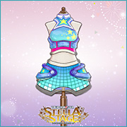 THE iDOLM@STER Stella Stage DLC Blue Sky Blue Costume