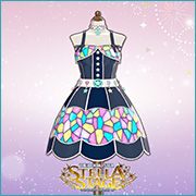 THE iDOLM@STER Stella Stage DLC Star Guide Costume