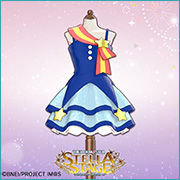 THE iDOLM@STER Stella Stage DLC Forever Star☆☆☆ Costume