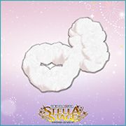 THE iDOLM@STER Stella Stage DLC Angel's Fluff Accessory