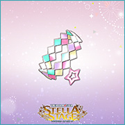 THE iDOLM@STER Stella Stage DLC Stained Star Breath Accessory