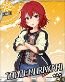 R Rare Tomoe Murakami Unawakened