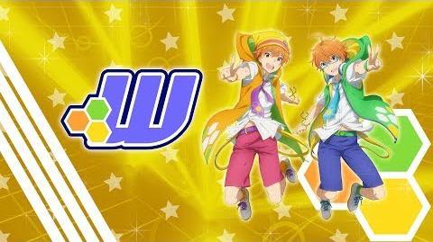 アニメ「アイドルマスター SideM」ユニットPV -W-