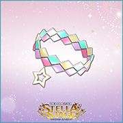 THE iDOLM@STER Stella Stage DLC Twinkling Star Accessory Accessory