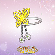 THE iDOLM@STER Stella Stage DLC Dreamy Garter Accessory