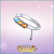 THE iDOLM@STER Stella Stage DLC Tri-Personal Accessory