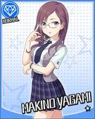 N Normal Makino Yagami Unawakened