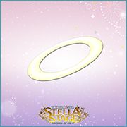THE iDOLM@STER Stella Stage DLC Angel's Halo Accessory